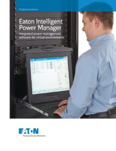 Eaton Intelligent Power Manager (IPM) - EC Power